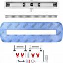 Odpływ liniowy Wiper 600 mm Elite Slim Sirocco