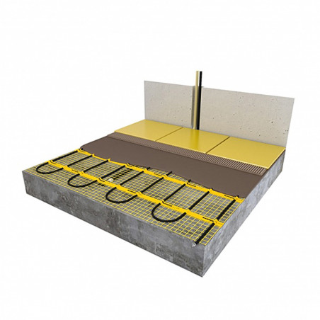 Mata grzewcza MAGNUM 0,75 m² - (25 cm x 3 m) 113W
