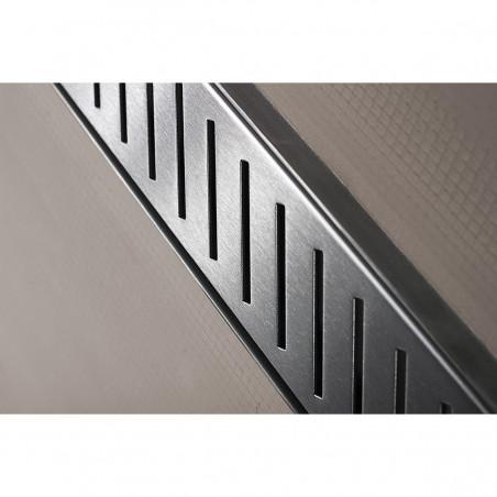 Płyta prysznicowa Wiper 900 x 1200 mm Liniowa Zonda