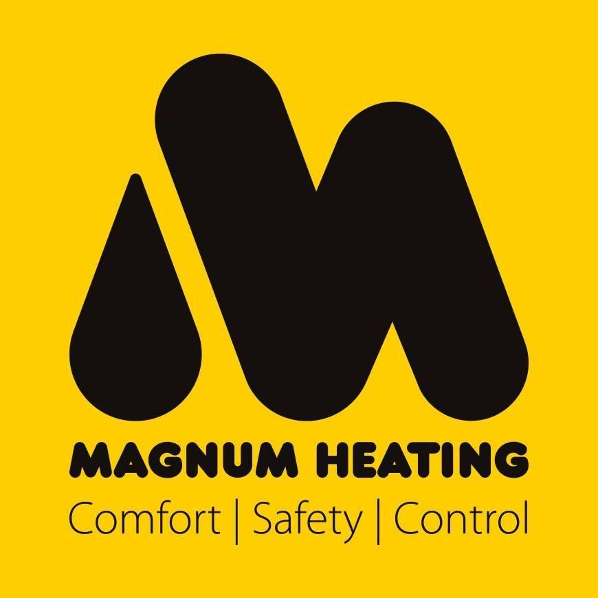 MAGNUM Heating logo